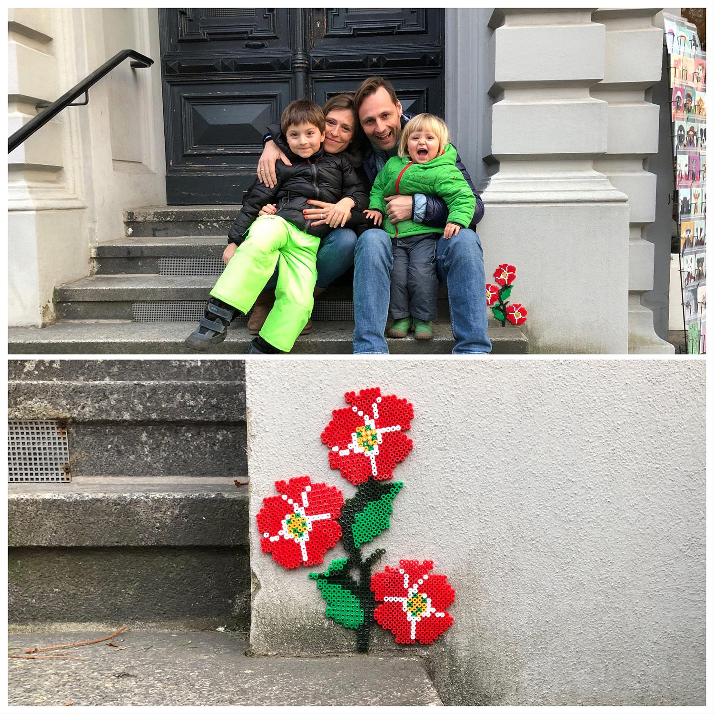 Britta, Sebastian & Kids, Friedrichshain