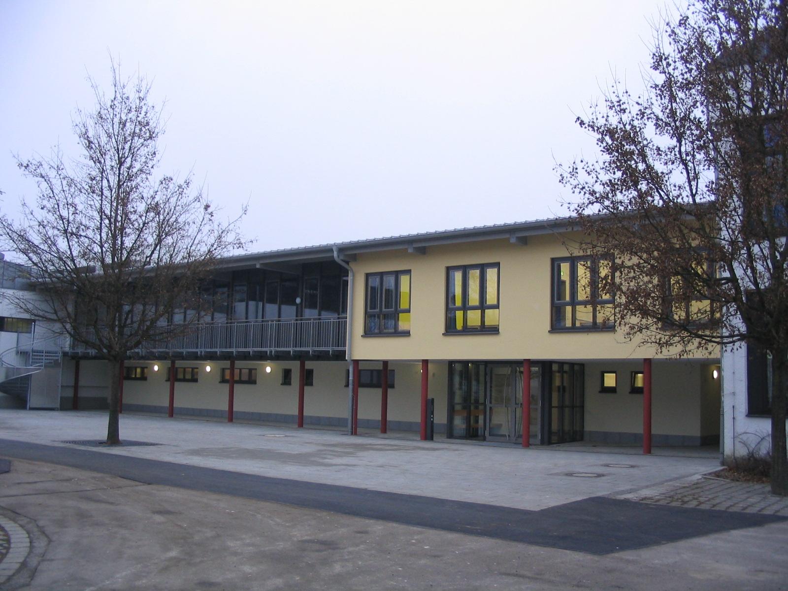 Umbau und Sanierung Einfachturnhalle, Altdorf 2007