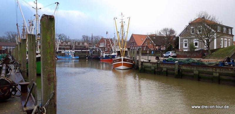 Neuharlingersiel - Hafen