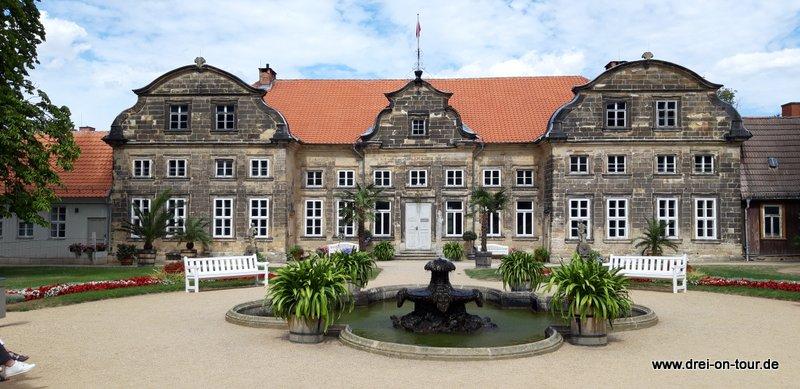 """""""Kleines Schloss"""", heute u.a. beherbergt das Gebäude ein Standesamt"""