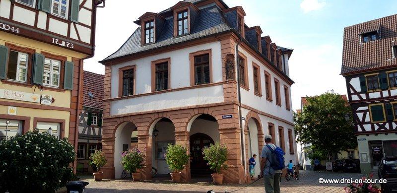 Altes Rathaus von 1730