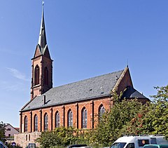 Evangelische Stadtkirche 1876-1878 - keine eigene Aufnahme -