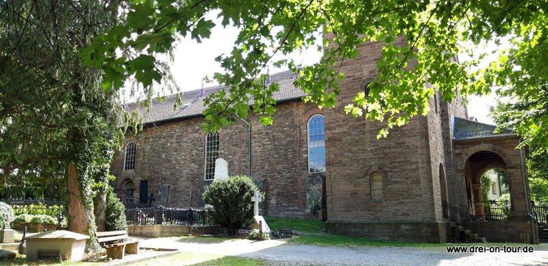 Marienkirche in Ilsenburg