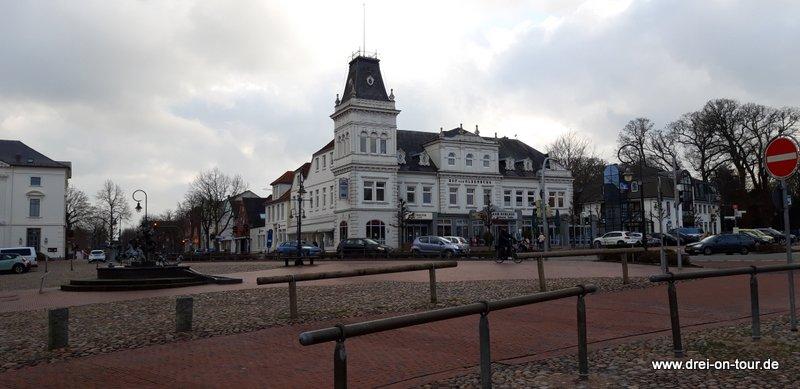 Hof von Oldenburg con 1798, heute ein Hotel
