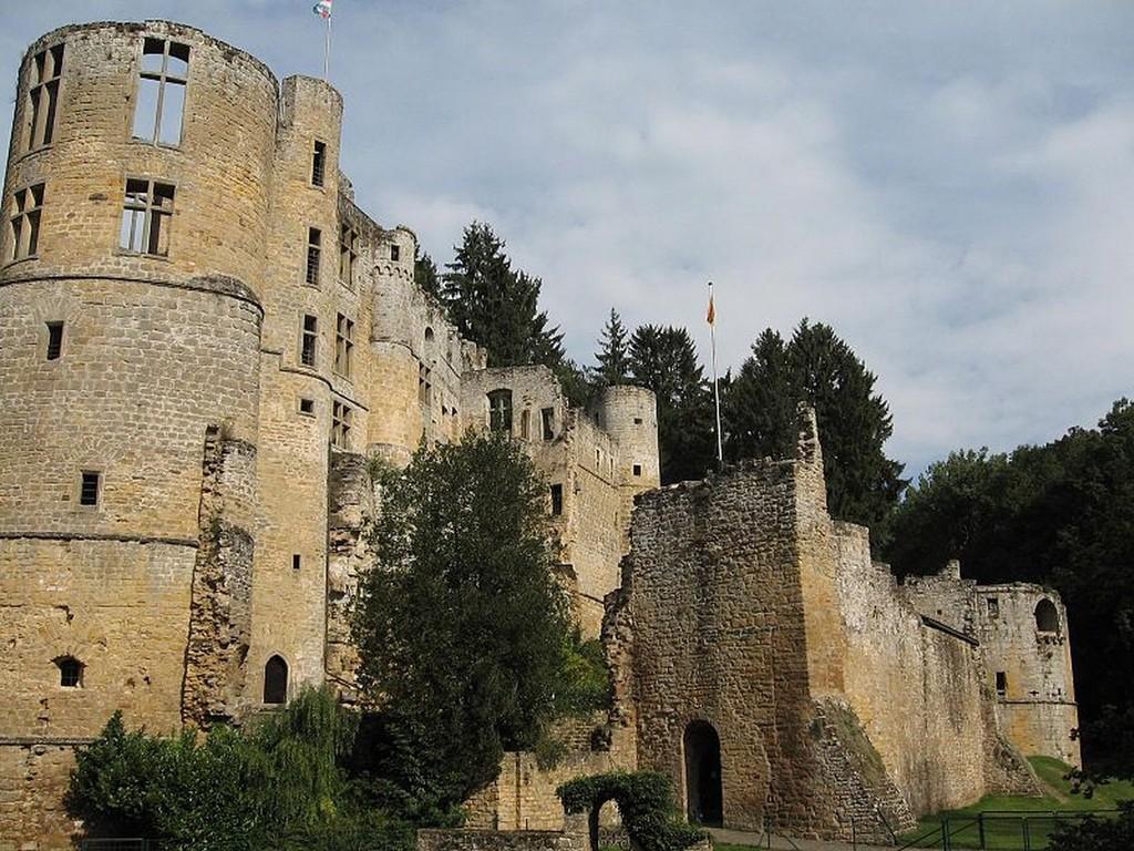 Beaufort - Le château