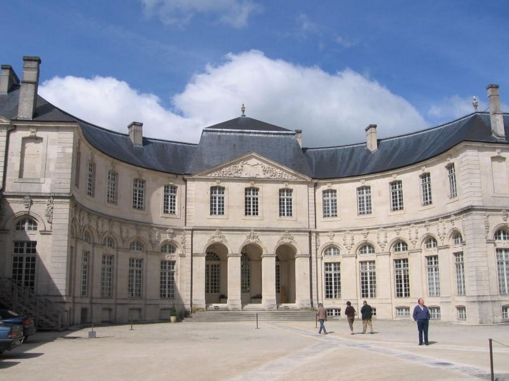Verdun - Le palais épiscopale
