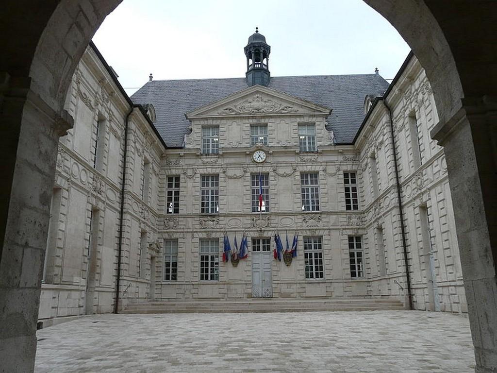 Verdun - L'hôtel de ville