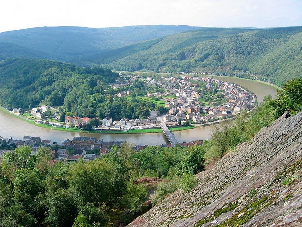 Monthermé - Méandre de la Meuse