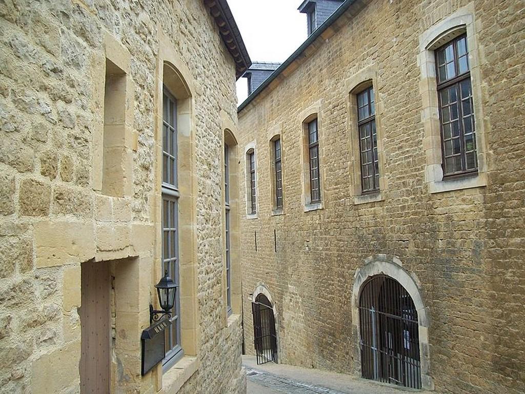 Sedan -  00 Le château-fort
