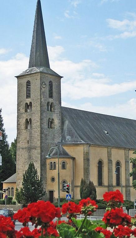 Consdorf - L'église