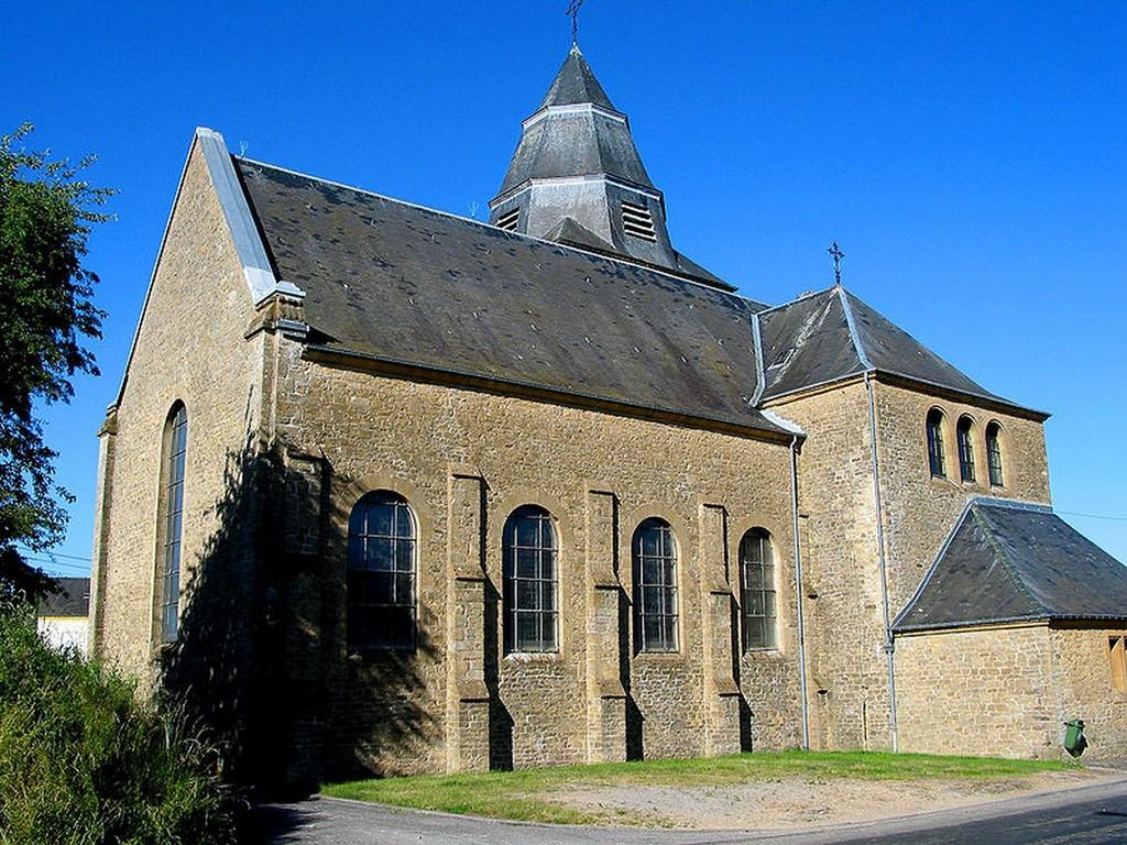 Sainte-Cécile - L'église Sainte-Cécile