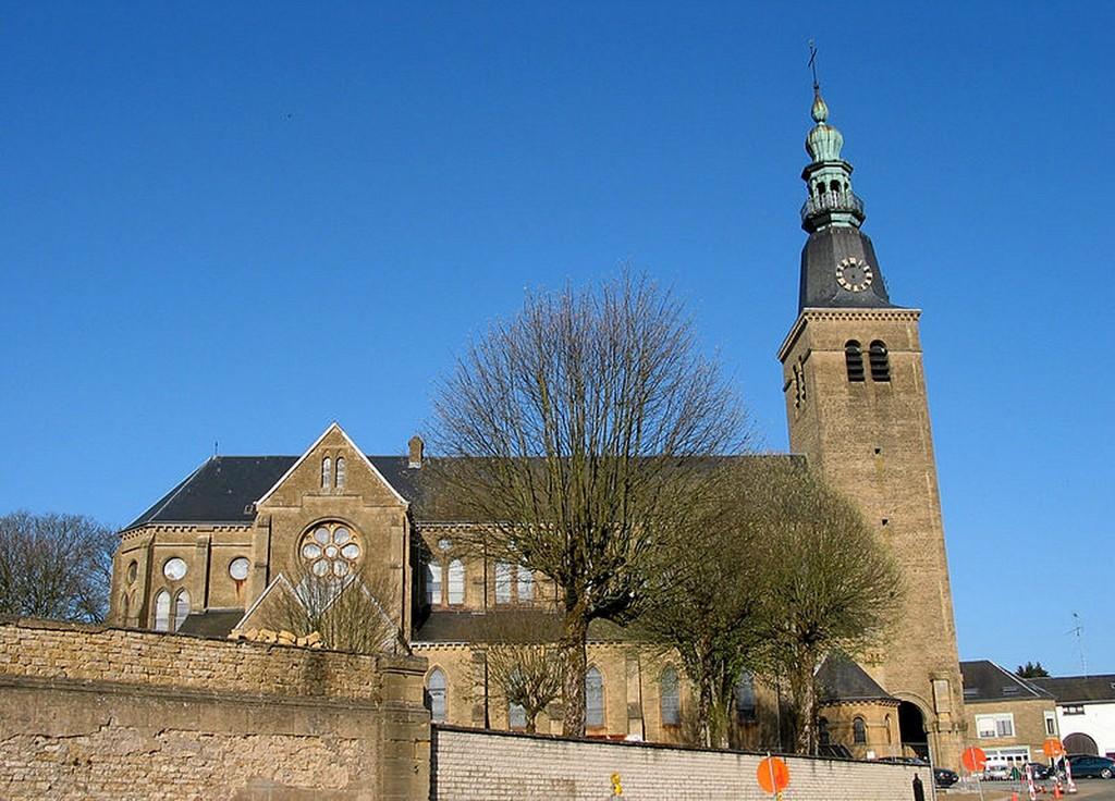 Florenville -  L'église de L'Assomption