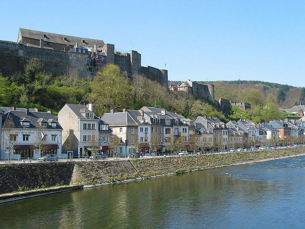 Bouillon - La Semois, la ville et le château-fort