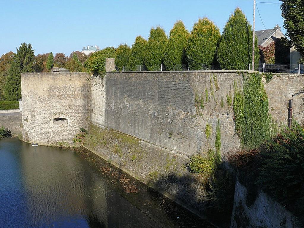 Charleville-Mézières - Fortification