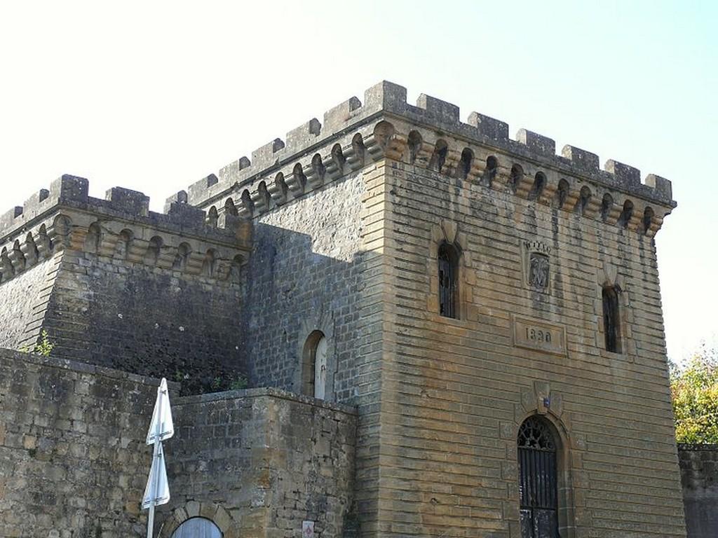 Charleville-Mézières - La tour Joly