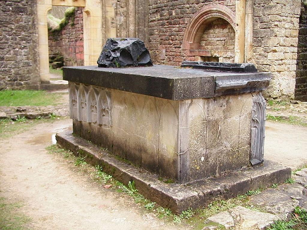 Orval - Tombeau de Wenceslas de Bohême
