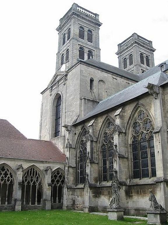 Verdun - La cathédrale