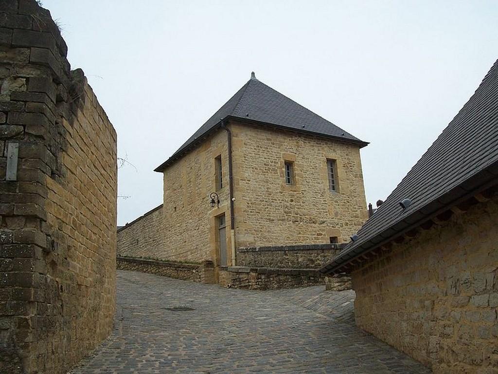 Sedan - 02 Le château-fort