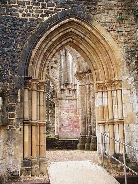 Orval - Porte du Cloitre