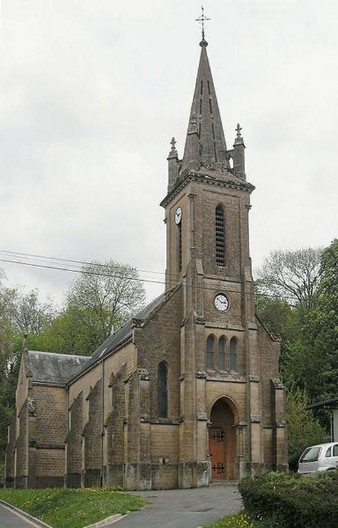Stenay - La chapelle Saint-Lambert de Cervisy
