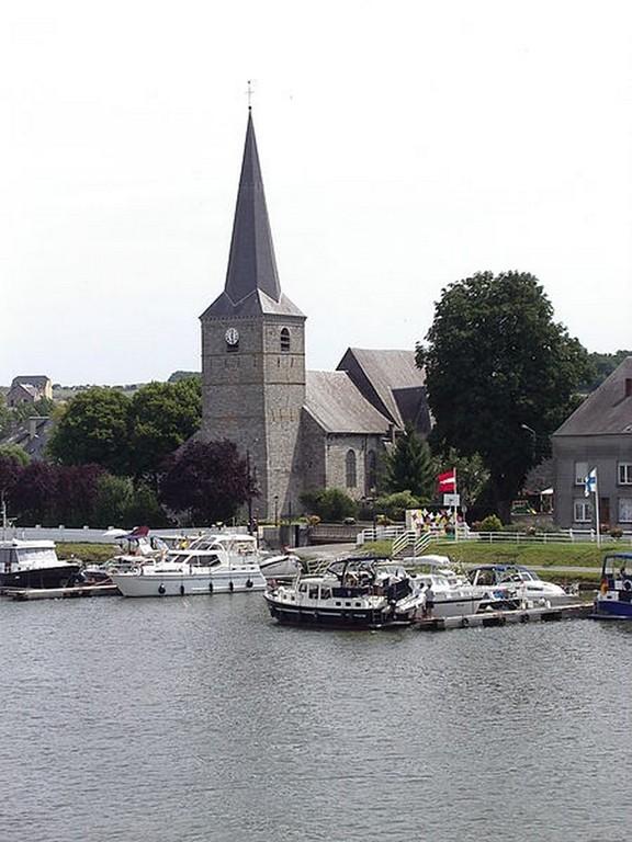 Givet - L'église Notre-Dame