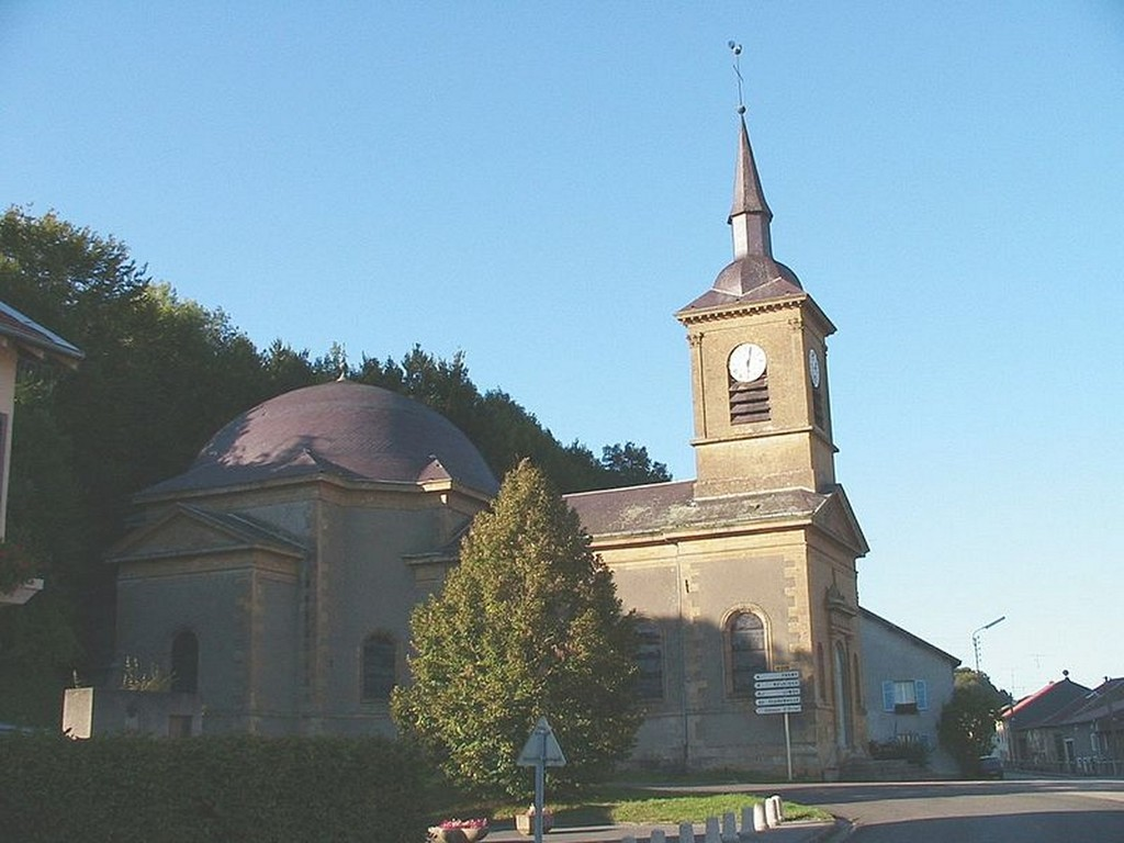 Breux - L'église