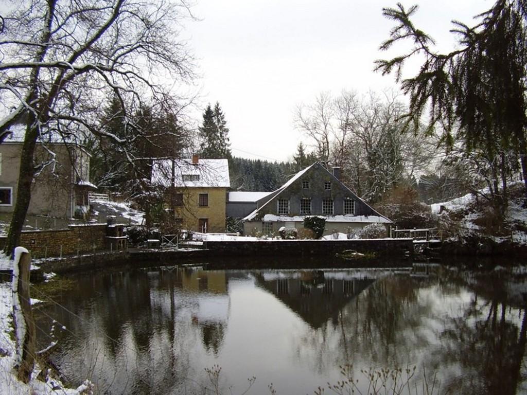 Sainte-Cécile - Ancienne forge puis filature