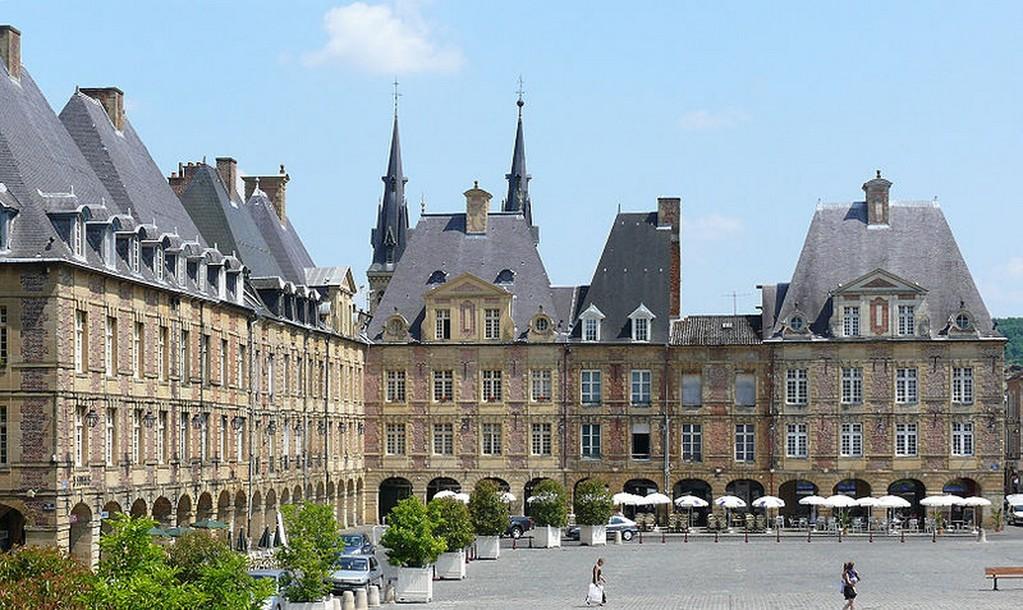 Charleville-Mézières - Place Ducale