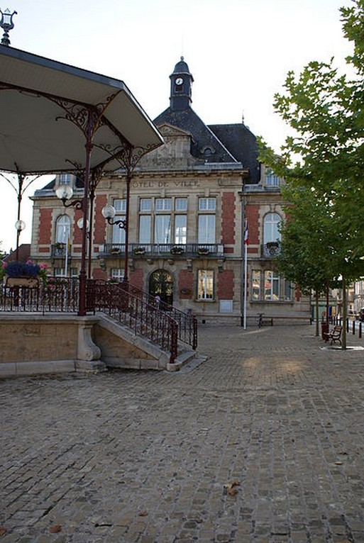 Stenay - L'hôtel de ville