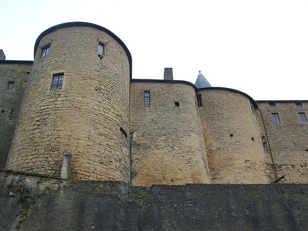Sedan - 04 Le château-fort