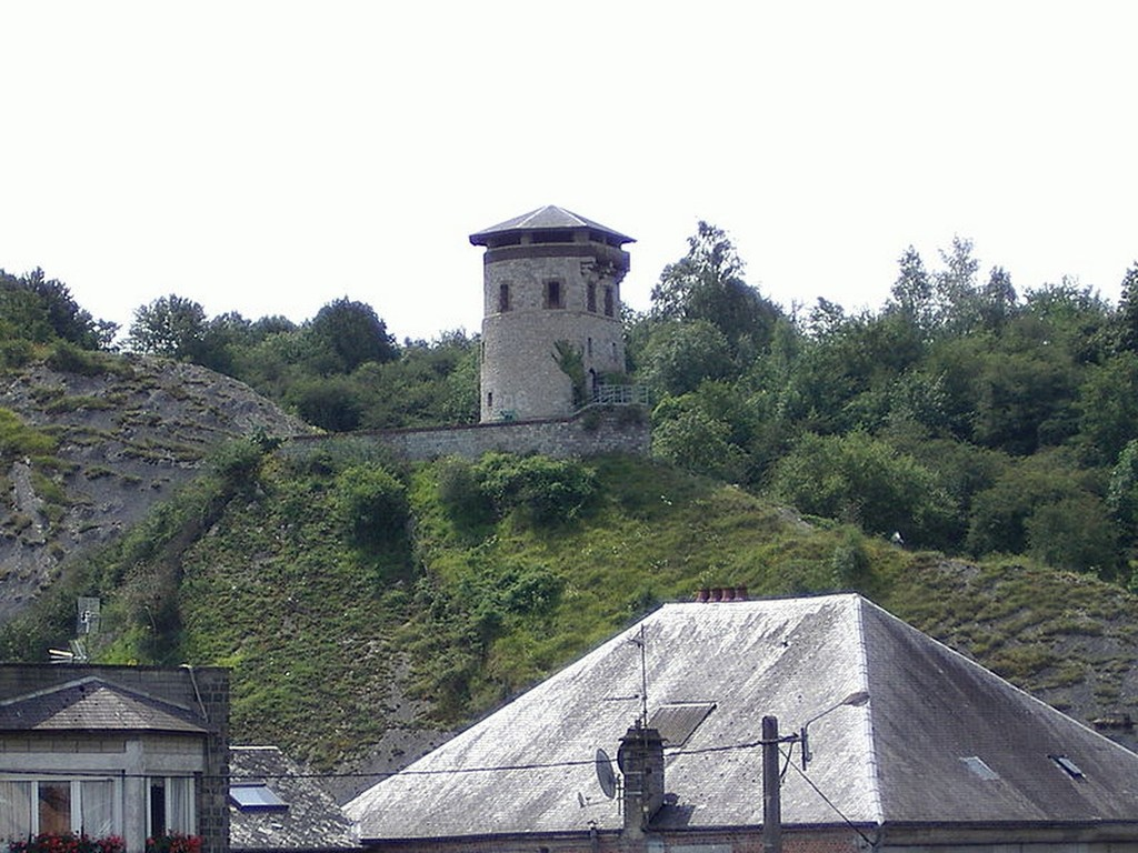 Givet - La tour Grégoire