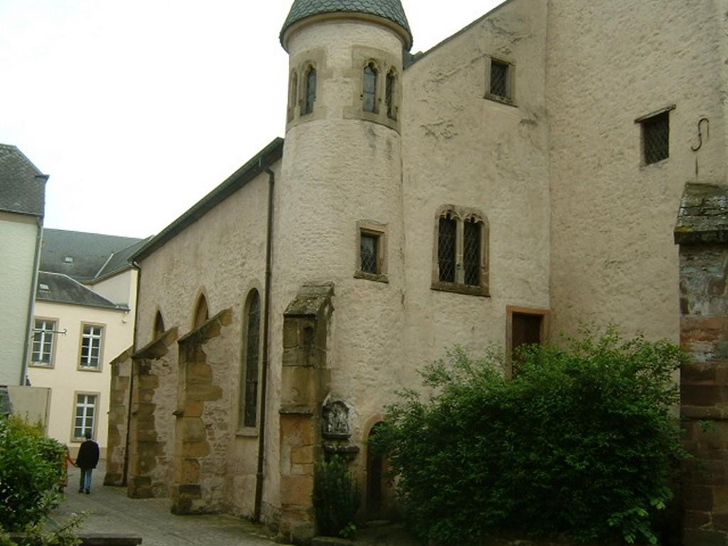 Diekirch - Ancienne église Saint-Laurent