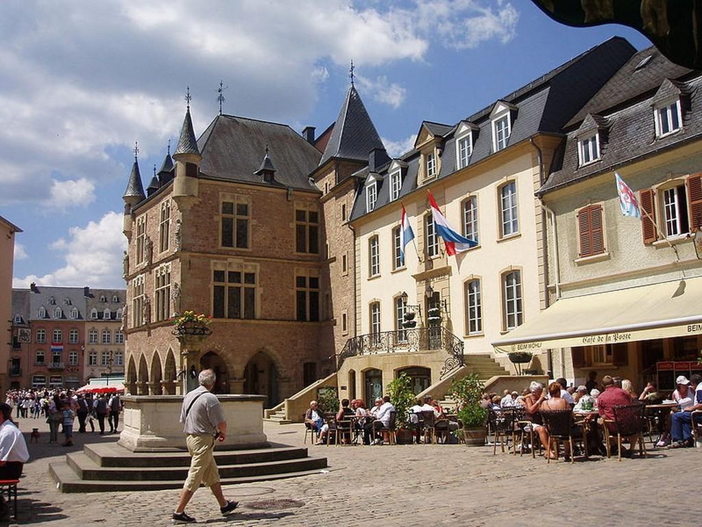 Echternach - Le centre ville