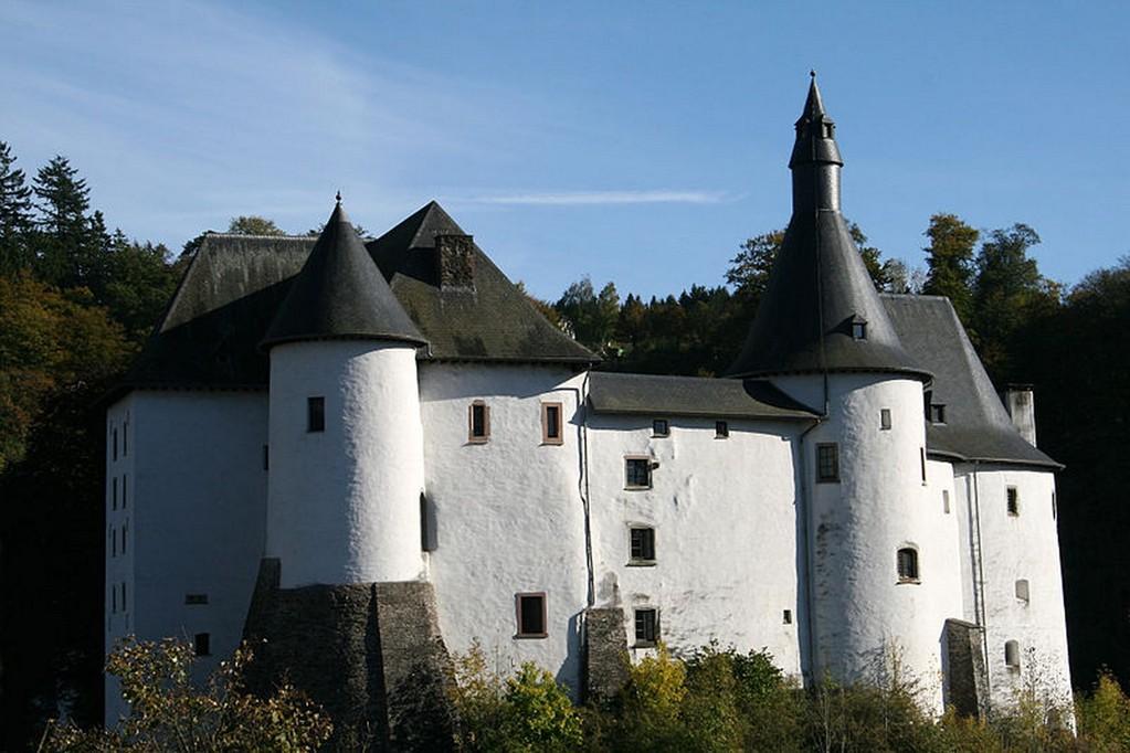 Clervaux - Le château féodal