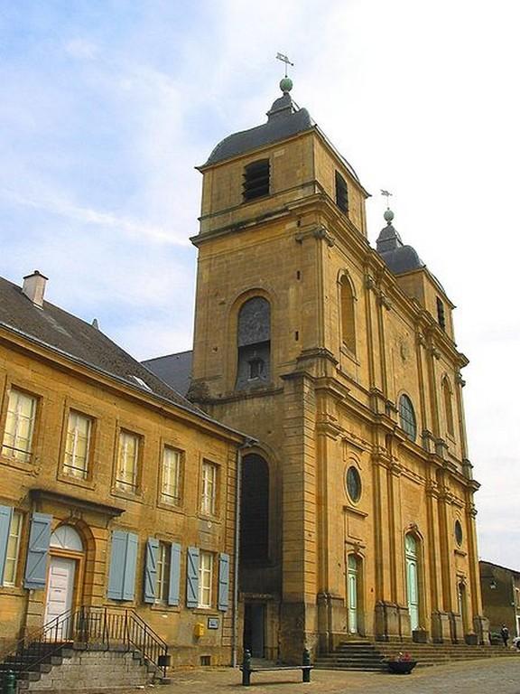 Montmédy - L'église Saint-Martin