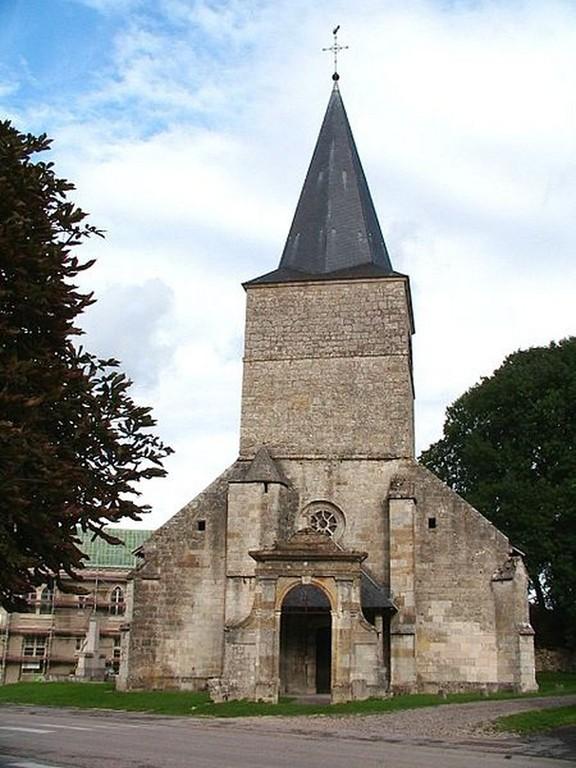 Damvillers - L'église
