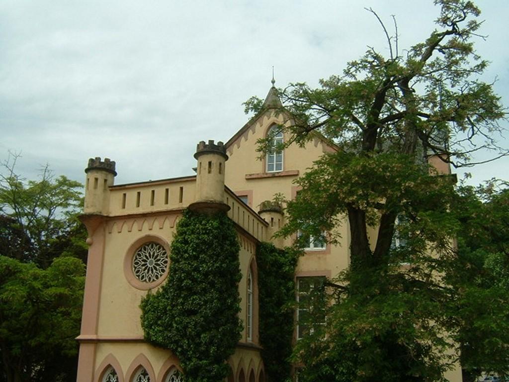 Diekirch - Le château wirtgen