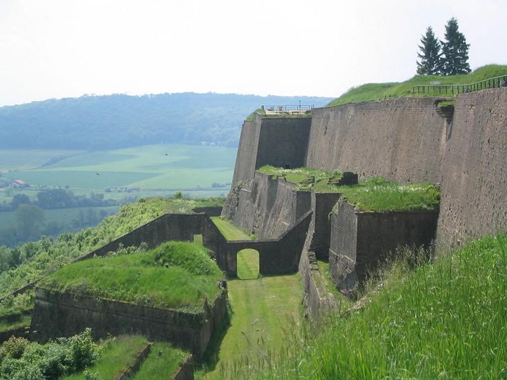 Montmédy - La citadelle