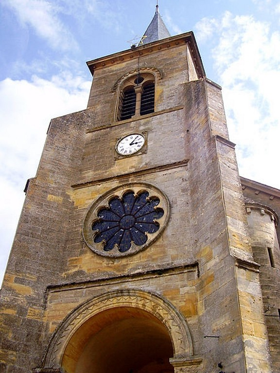 Thonne-la-Long - L'église