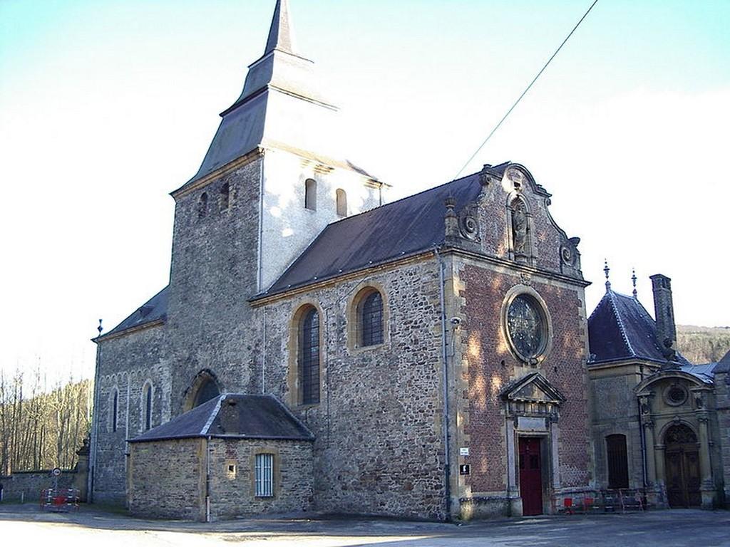 Monthermé - Abbaye Laval Dieu