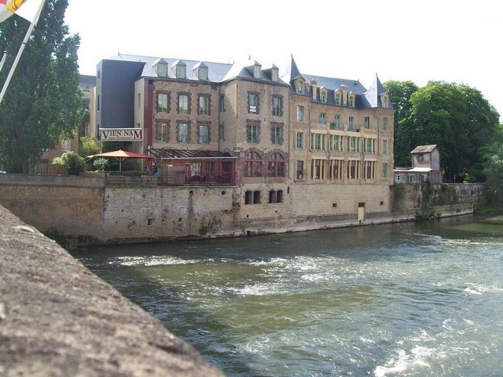 Sedan - La Meuse