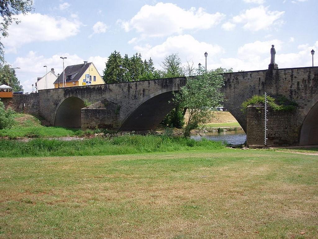 Echternach - Le pont