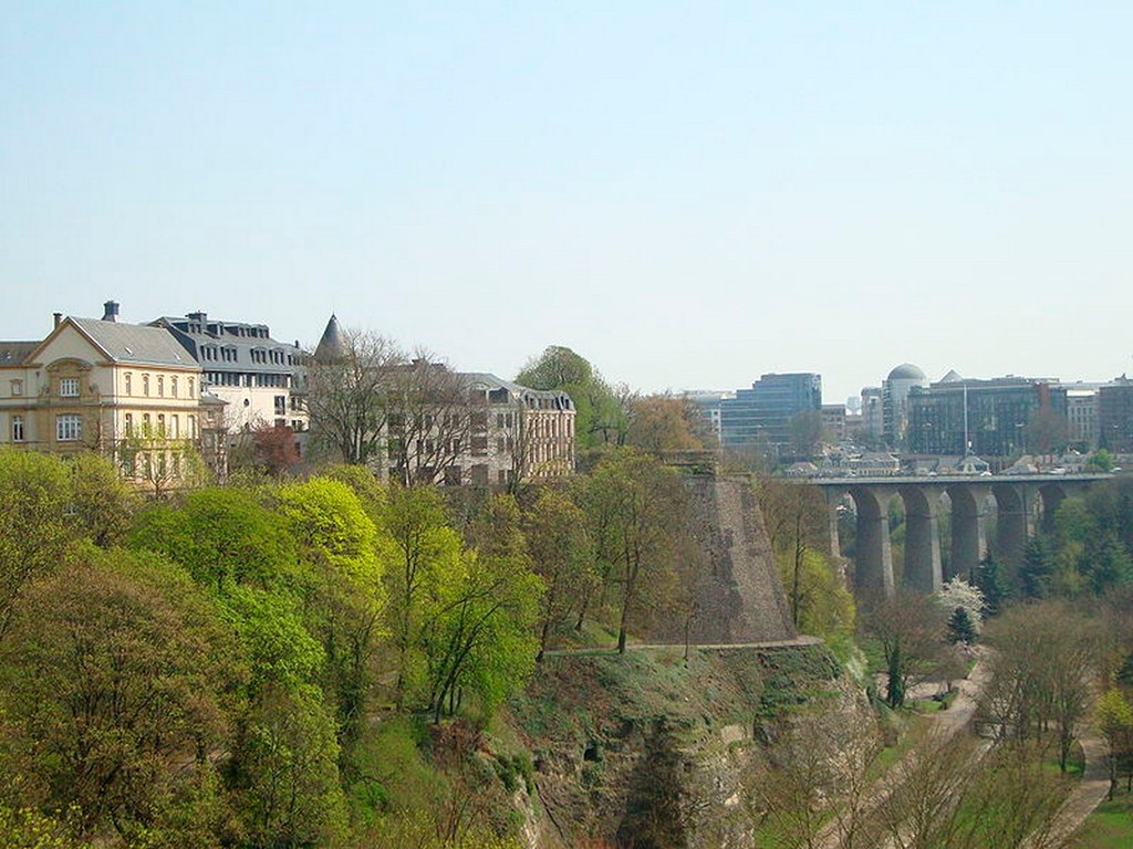 Luxembourg-Ville - Le Grund