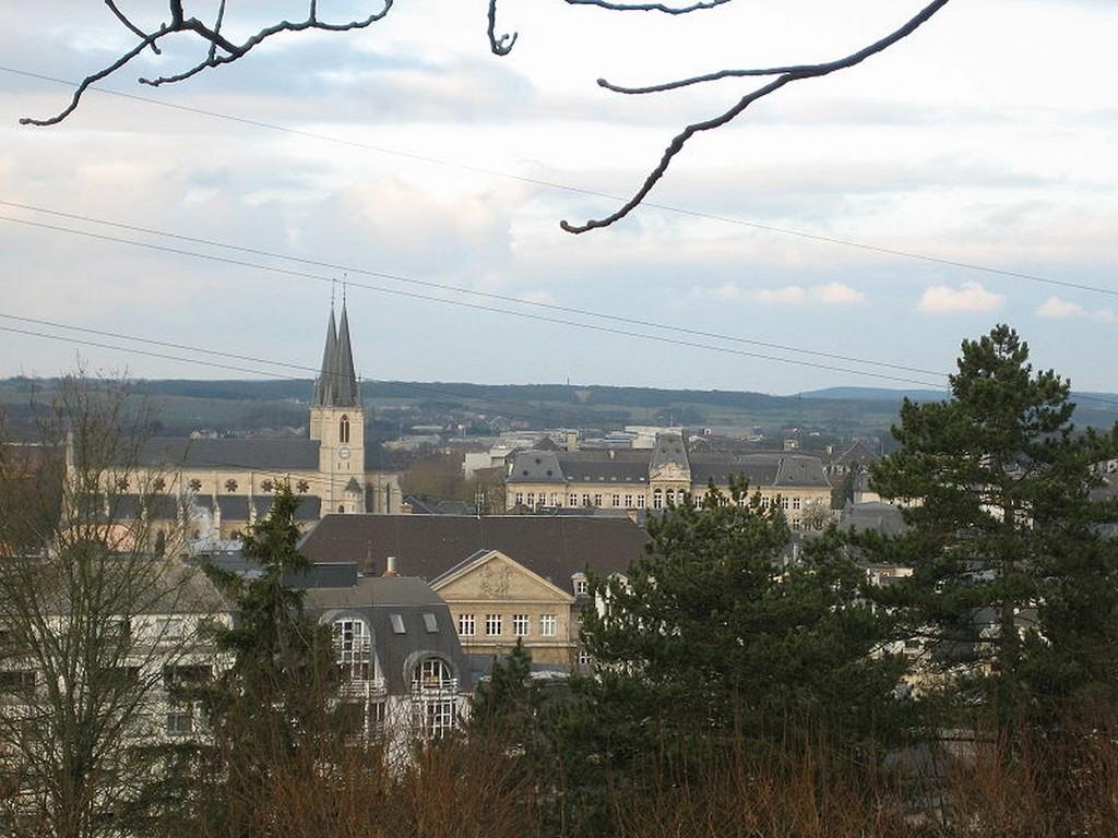 Esch-sur-Alzette - Vue de la ville