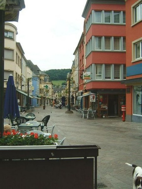Diekirch - Zone piétonne