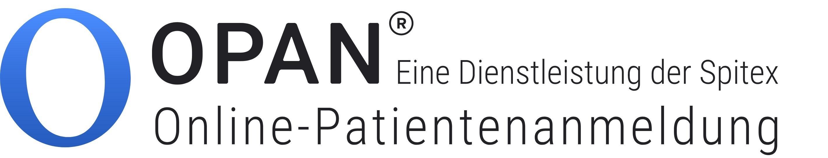 OPAN Patientenanmeldung