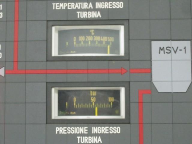 P e T ingresso turbina termovalorizzatore BS