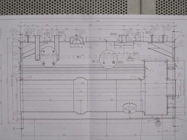 Per produrre vapore ci vuole una caldaia: Primo passo è il progetto.