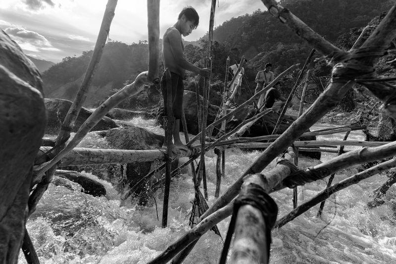 Rivière Huallaga - Région de San Martín, haute Amazonie