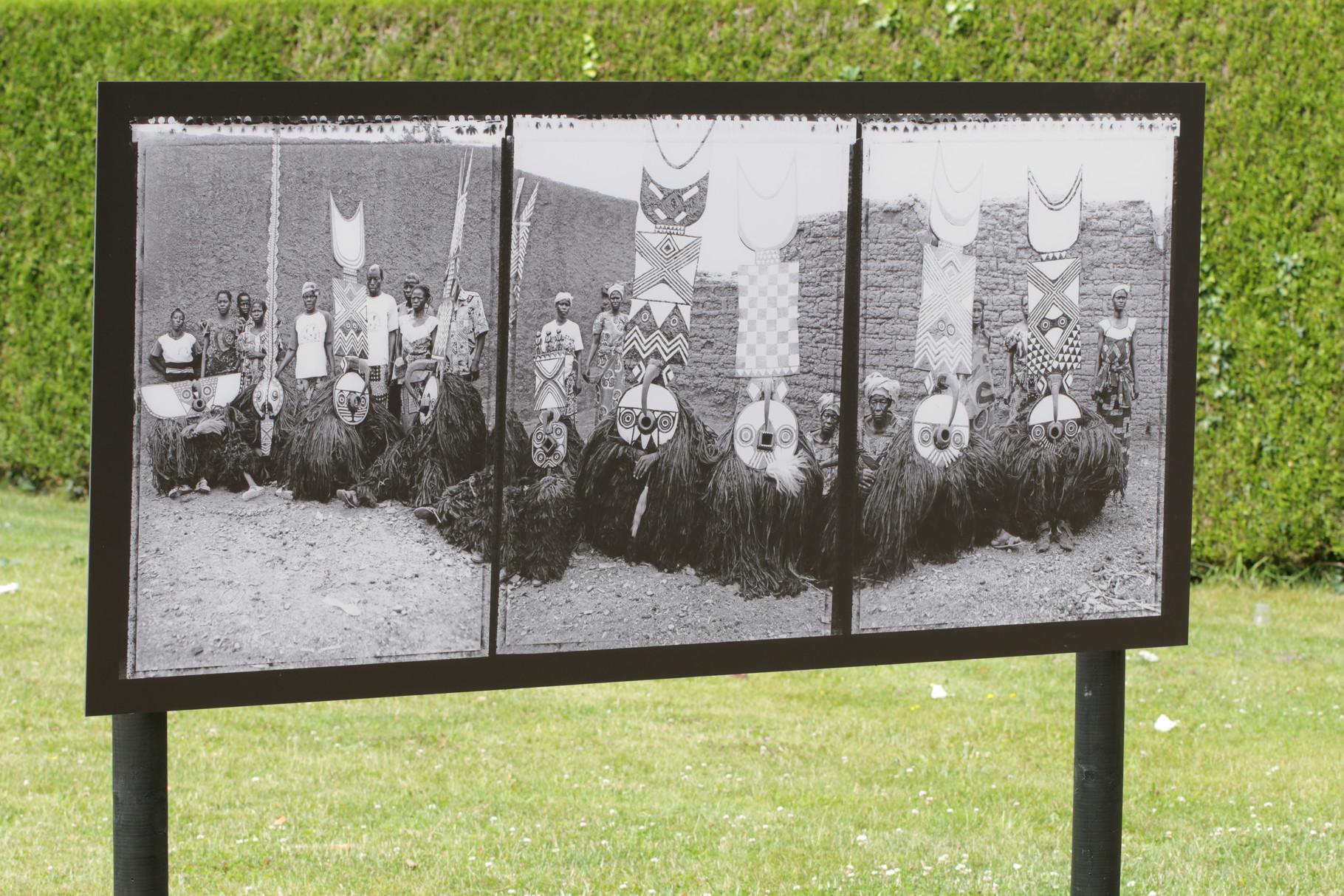 """""""Burkina Faso-masques Bwabas"""" Gilles Perrin"""